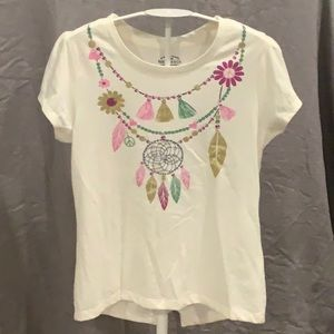 Roebuck & Co short sleeve T-shirt - Size L (14)